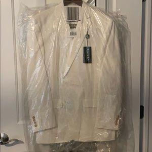 Ralph Lauren Jacket size 40R 100% cotton new